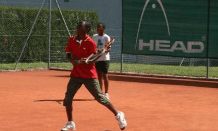 Ma carrière de tennis,   par Désiré