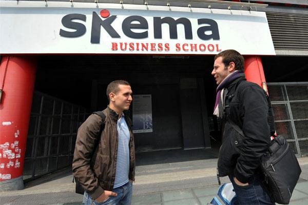 MSc International Business de Skema