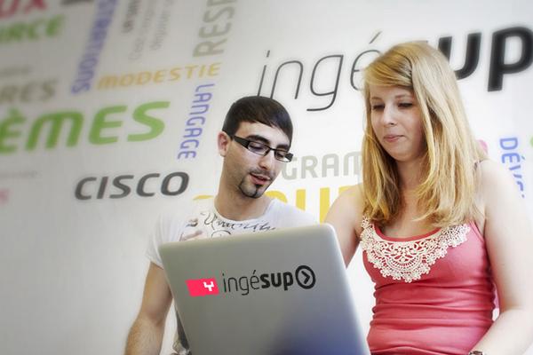 IngéSup Nantes : école supérieure d'ingénierie informatique