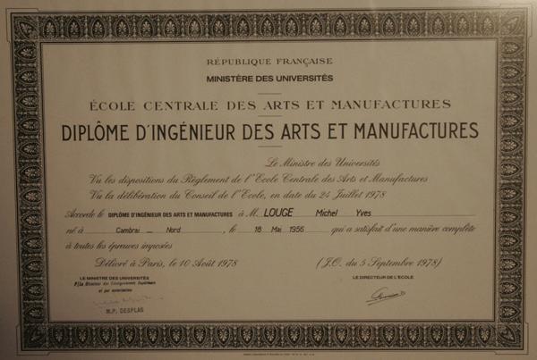 École centrale des arts et manufactures Paris