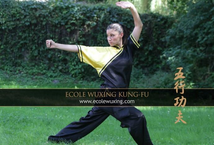 Ecole Wuxing Joy Entraîneur Wushu