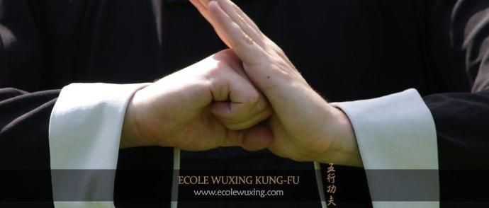 Ecole Wuxing Contactez nous Jingli Salut