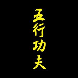 Idéogrammes Wuxing Kung-Fu
