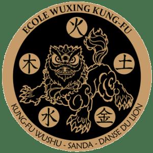 Logo officiel de l'Ecole Wuxing Kung-Fu