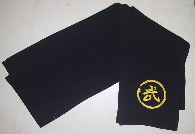Ceinture noire 1er duan FFKDA Wushu Ecole Wuxing Kung-Fu