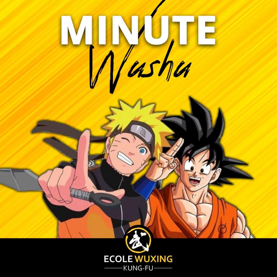 Minute Wushu vidéo express Kung-Fu ecolewuxing