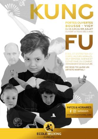 portes ouvertes kung-fu wushu école wuxing bousse vigy arts martiaux chinois cours juin 2021