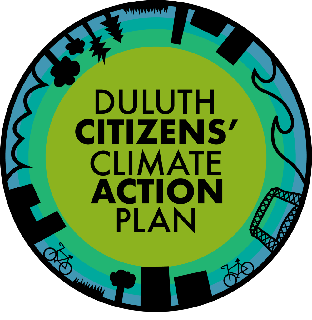 Duluth Citizens' Climate Action Plan logo