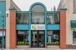 Eco3 building