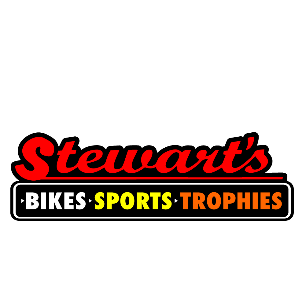 Stewart's Bikes, Sports, and Trophies