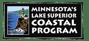 Minnesota's Lake Superior Coastal Program logo