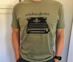 Wireless Device t-shirt