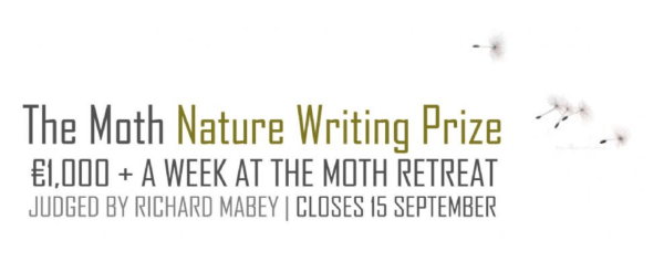 Moth Nature Writing Prize