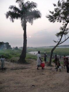 Au Congo... une photo qui me rappelle tous les jours que les ressources dont nous disposons sont précieuses ...