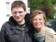 Alexis, avec qui j'ai coprésidé la locale pendant quelques années, candidat pour les prochaines élections, votez pour lui !