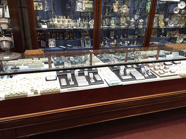 Jewelry Case Lighting