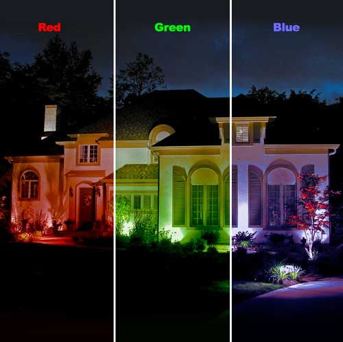 outdoor led spot light rgb 60 12vdc 7w ip67 ss316