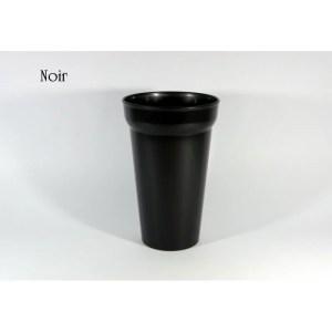 Vendu en lots de 10 gobelets. Ecolocup contenance 25cl (33cl ras bord). -