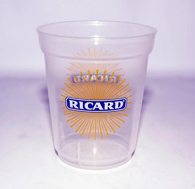 Gobelet Ricard