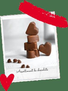 Ecolocup vous recommande une boite de chocolat pour la st valentin