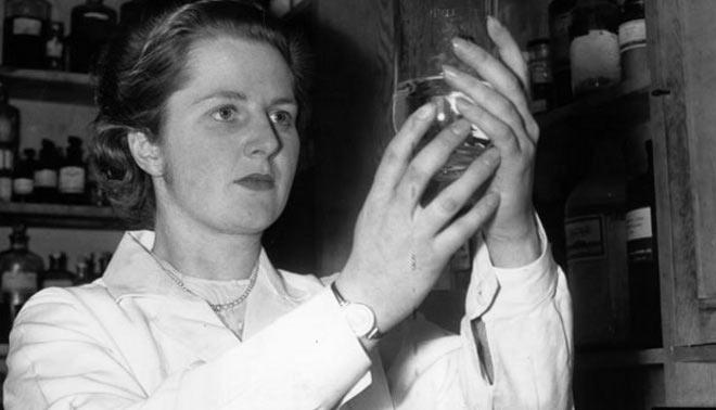 Margaret Thatcher apoyaba la lucha contra el cambio climático