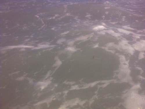 Las playas contaminadas de España