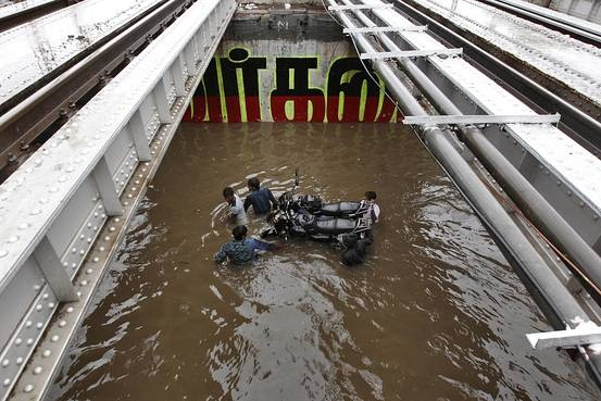 Update: Chennai floods and climate change