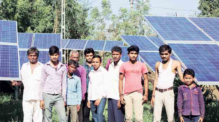 SPICE: The world's first solar farming cooperative
