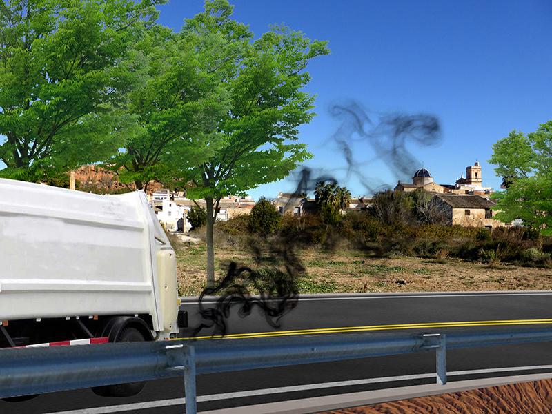 La Polémica Variante V-175 de Pedralba afecta de lleno al Parque Natural del Turia.