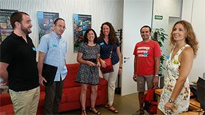 Por una Serranía Viva se reúne con la Consellería de Medio Ambiente.