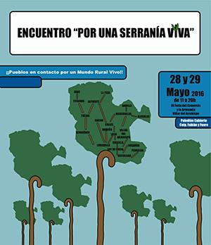 Encuentro por una Serranía Viva.
