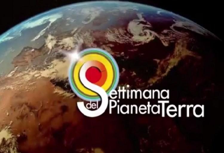 settimana del pianeta terra