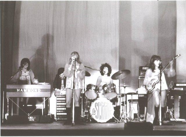 Le Scimmie nel 1972 ecomarchenews