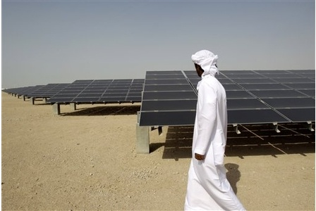 middle east renewables industry