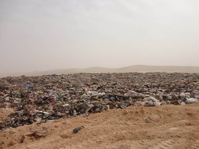 Solid Waste Management in Jordan | EcoMENA