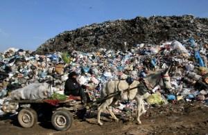 gaza-garbage