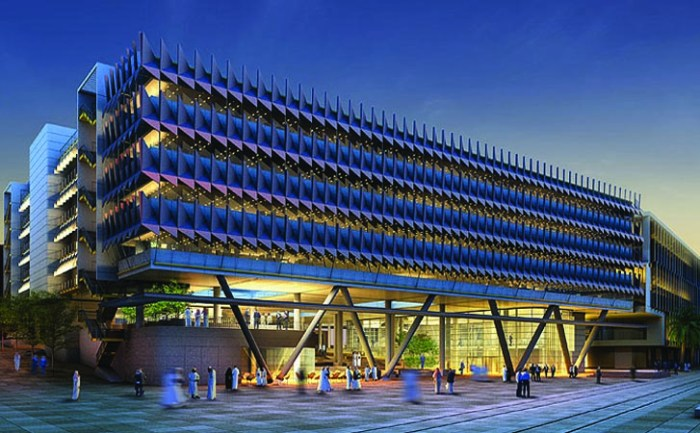 An energy smart building - Siemens headquarters at Masdar