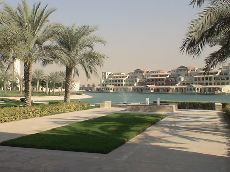 green built environment middle east
