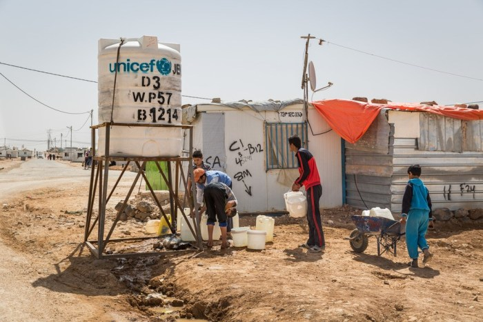 Zaatari-refugee-camp