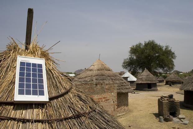 renewable energy rural areas