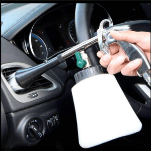 Tornado Pneumatic Dust-blowing Gun Car Interior Cleaning Gun Hand-held Blow-air Gun Tornado Foam Cleaning Gun
