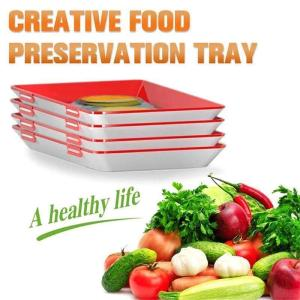 New Creative Food Preservation Tray