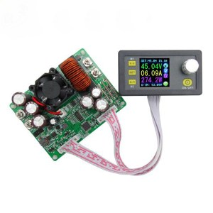 RIDEN® DPS5020 Constant Voltage Current Step Down Communication Digital Power Supply Buck Voltage Converter LCD Voltmeter 50V 20A