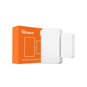 3pcs SONOFF SNZB-04 - ZB Wireless Door/Window Sensor Enable Smart Linkage Between SONOFF ZBBridge & WiFi Devices via eWeLink APP