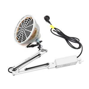 220V 250W Acupuncture TDP Mineral Lamp Far-infrared Pain Relief Heating Heater Device