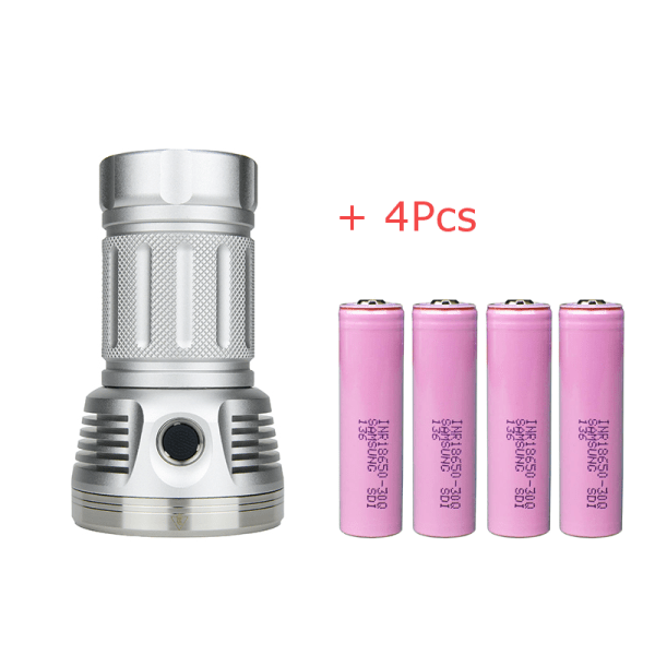 Astrolux® MF01S 18xSST20 15000LM Anduril Flashlight+Samsung 30Q 20A 18650 Power Battery