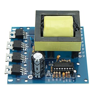 500W DC 12V 16V To AC 18V 0-220V-380V DC To AC Inverter Boost Step Up Board Converter Transformer