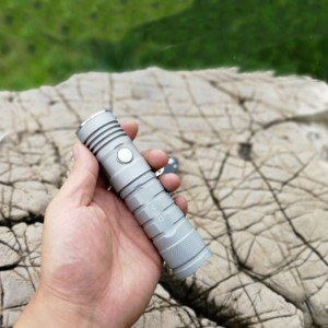 AMUTORCH JM20 XP-L HD 1100lm High Lumen USB Rechargeable 26650 Flashlight