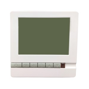MINCO HEAT MK605 25A Thermostat LCD Display Temperature Controller Programmable Room Thermostat