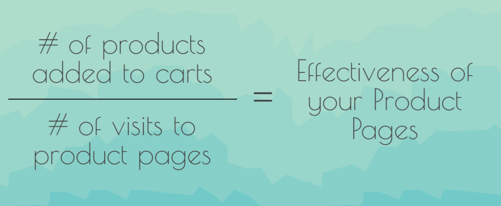 The Formula to Making an Effective E-Commerce Product Page